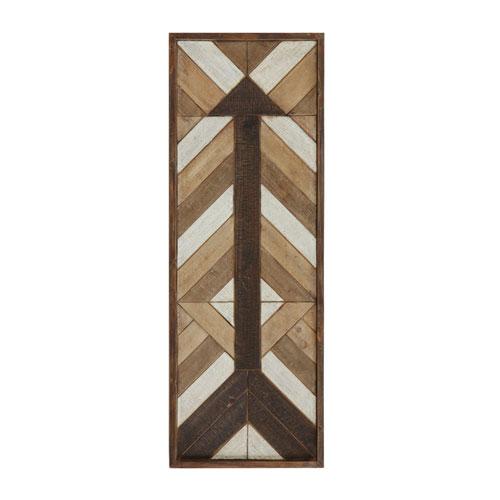 3R Studio Wood Arrow Wall Décor