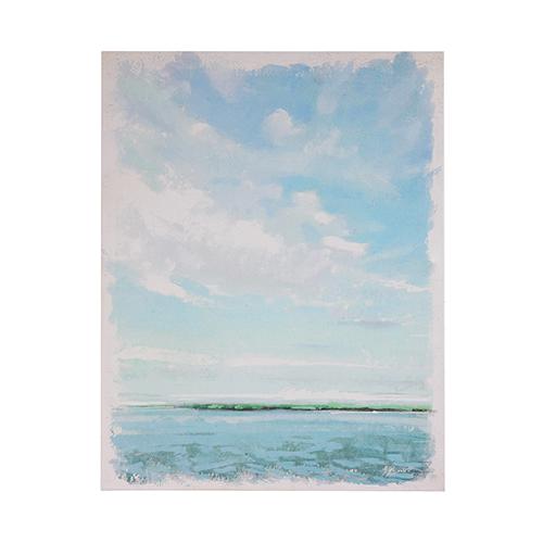 3R Studio Landscape Canvas Wall Décor