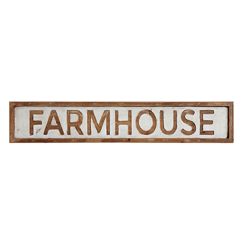 Farmhouse Wood Wall Décor