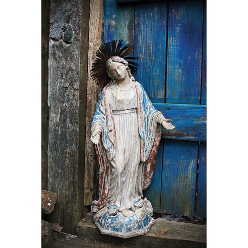 3R Studio Virgin Mary Statue