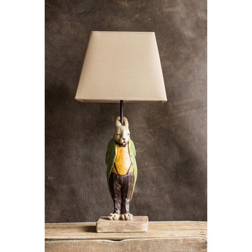 3R Studio Cream Hare Lamp