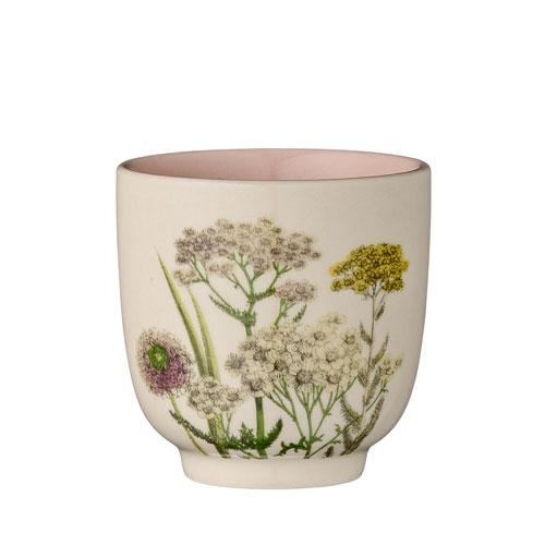 Botanic Ceramic Cup with Nude Inside