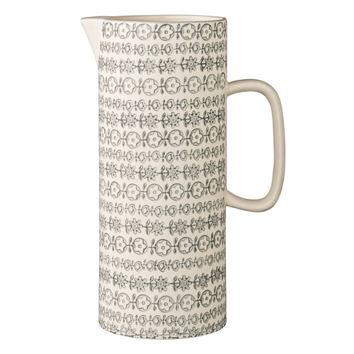 Bloomingville Karine Ceramic Pitcher
