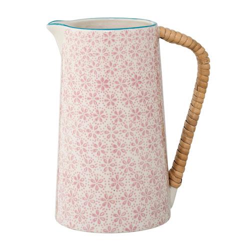 Patrizia Rose Ceramic Pitcher