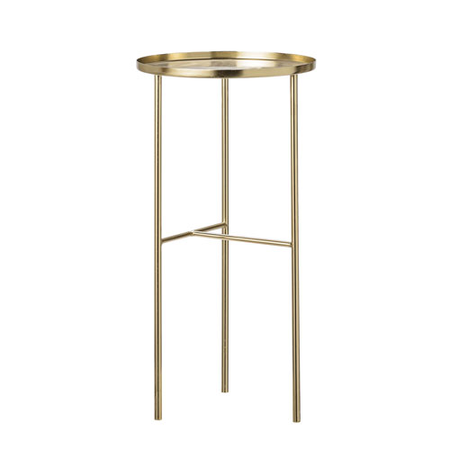 Gold Metal Table
