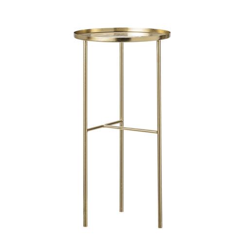 Bloomingville Gold Metal Table