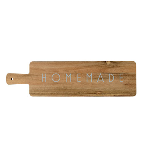 Bloomingville Homemade Acacia Wood Cutting Board