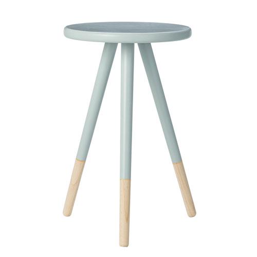 Bloomingville Sky Blue Wood Table