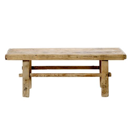Elm Wood Table