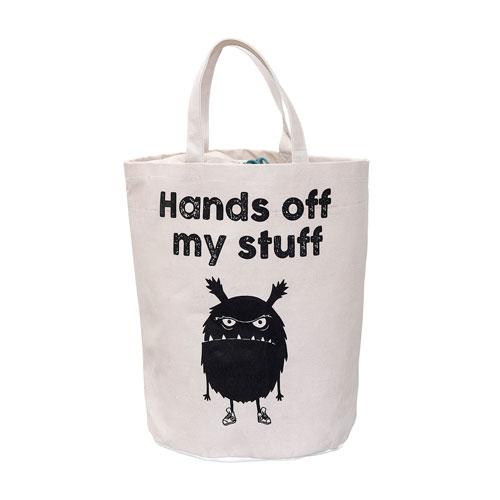 Bloomingville Little Monster Cotton Storage Bag