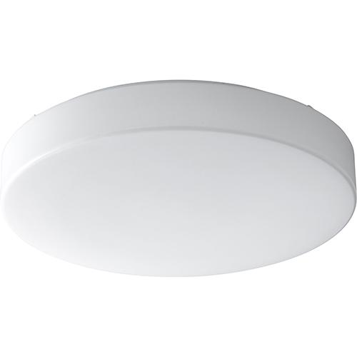 Oxygen Lighting Rhythm White Two-Light Flush Mount