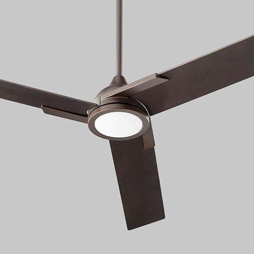 Coda Oiled Bronze 56-Inch Ceiling Fan