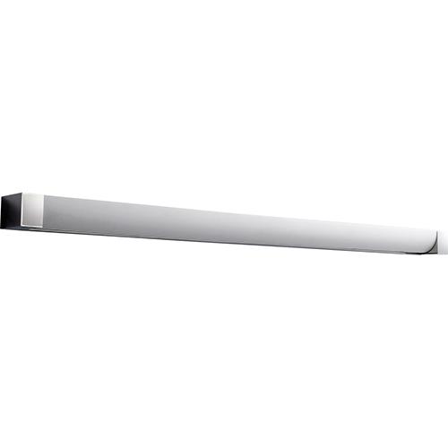 Oxygen Lighting Balance Polished Nickel 49-Inch Two-Light LED Bath Vanity