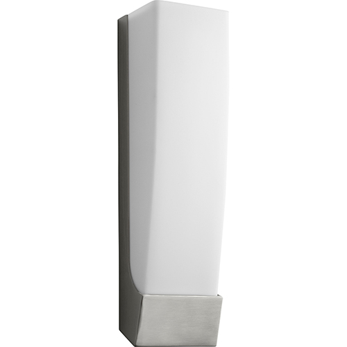 Apollo Satin Nickel One-Light LED Wall Sconce