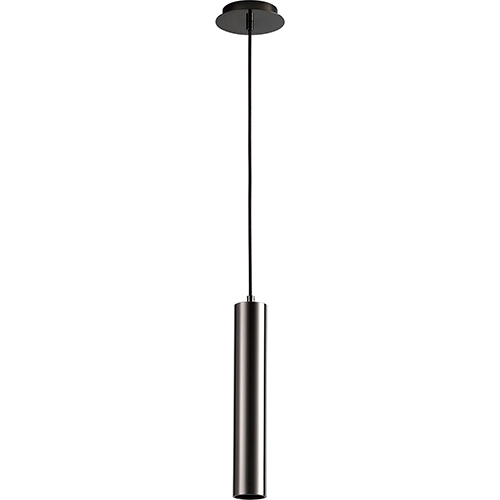 Idol Gunmetal One-Light LED Mini Pendant