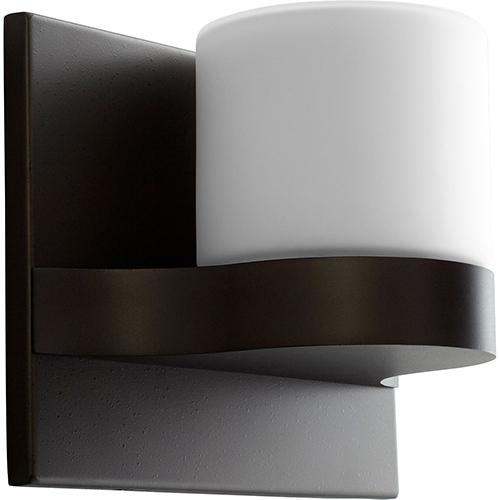 Oxygen Lighting Olio Oiled Bronze One-Light LED 277V Wall Sconce