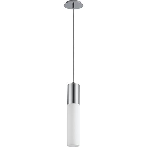Oxygen Lighting Magnum Polished Chrome One-Light LED 277V Mini Pendant