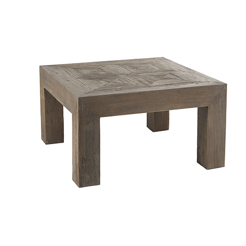 Gabby Home Reuben Recycled Dark Elm 31-Inch Coffee Table