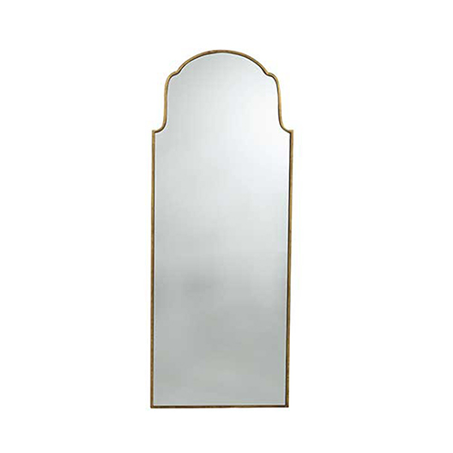 Pauline Gilded Gold Mirror