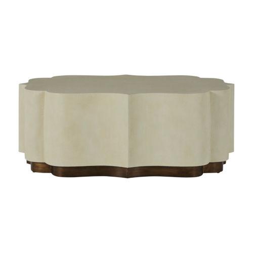Staffield Cream Coffee Table