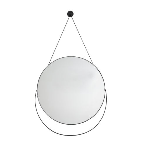 Cress Antique Pewter Wall Mirror