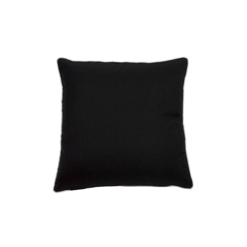 Nobu 20-Inch Midnight Throw Pillow