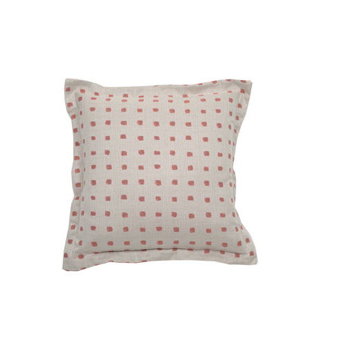 Kuno 20-Inch Flamingo Throw Pillow