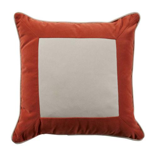 Lux Terra Cotta 20 x 20 Inch Pillow