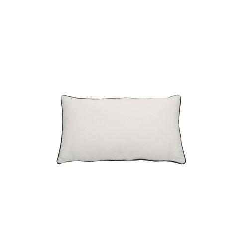 Zebra 22-Inch Midnight Throw Pillow