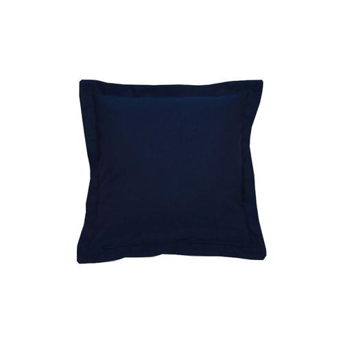 Kuno 22-Inch Indigo Throw Pillow