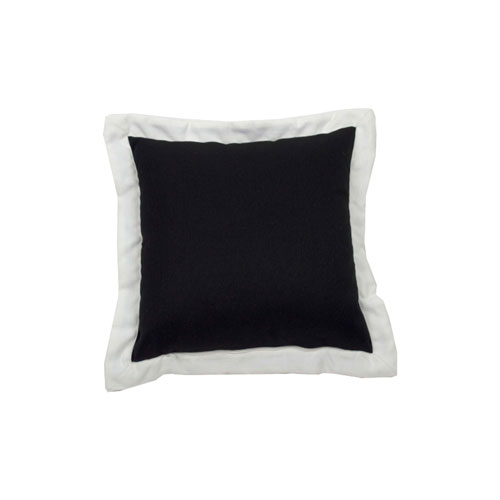 Spotty 22-Inch Midnight Throw Pillow