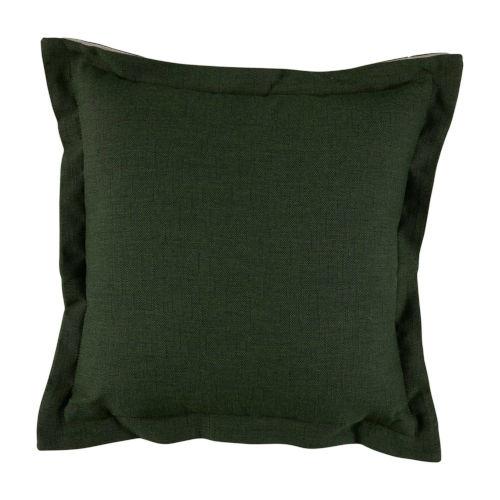 Mallard Light 22 x 22 Inch Pillow with Linen Double FLange
