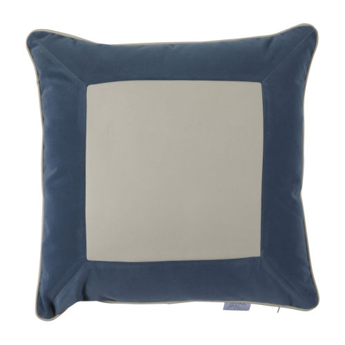 Lux Chambray 22 x 22 Inch Pillow