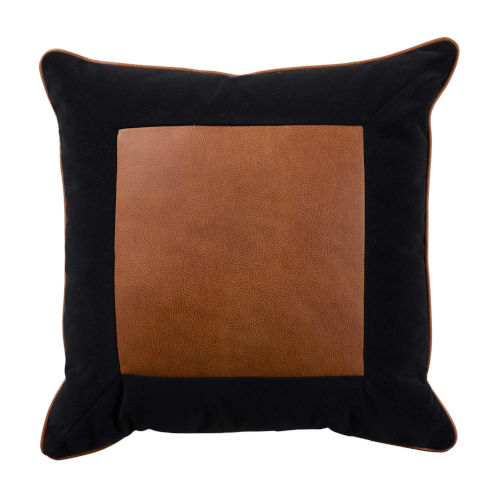 Lux Midnight 22 x 22 Inch Pillow