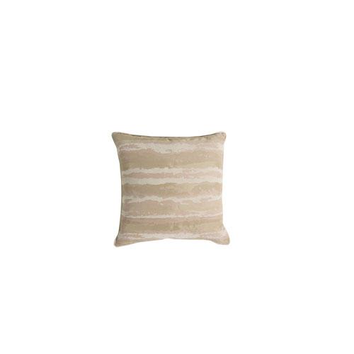 Wendy Jane Birch 24-Inch Petal Contemporary Throw Pillow