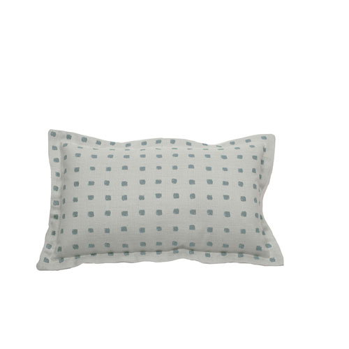 Kuno 24-Inch Mist Throw Pillow