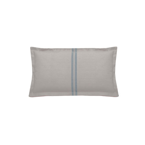 Vintage Stripe 24-Inch Mist Small Throw Pillow
