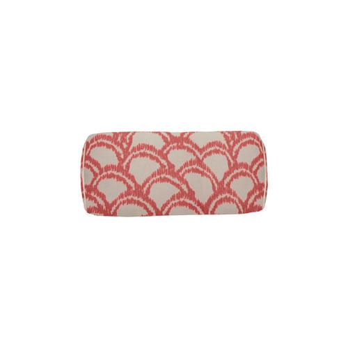 Alena 24-Inch Flamingo Small Throw Pillow