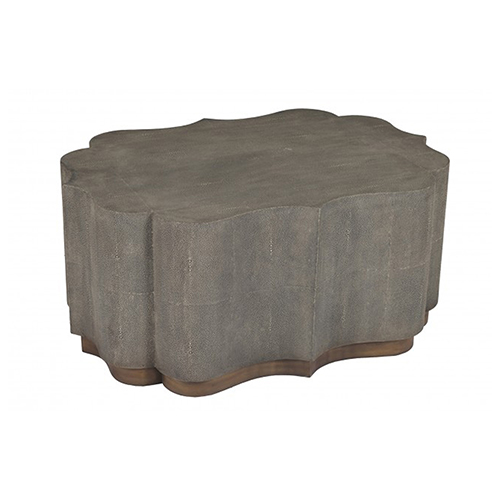 Genial Gabby Home Sutton Charcoal Shagreen And Weathered Oak Coffee Table