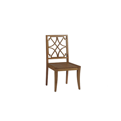 Gabby Home Lydia Natural Oak Dining Chair, Set of 2