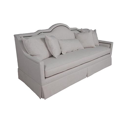 Gabby Home Arabella Gray Sofa