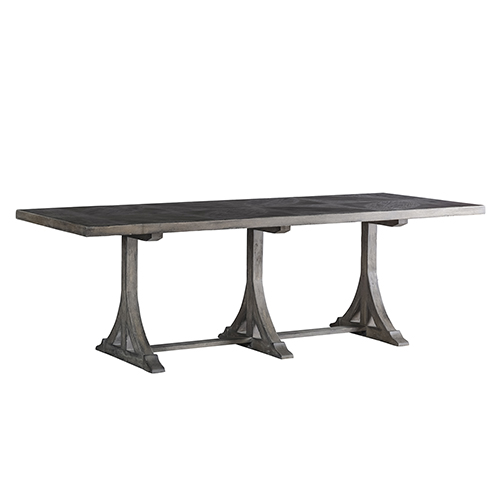 Gabby Home Adams Vintage Acacia 94-Inch Dining Table