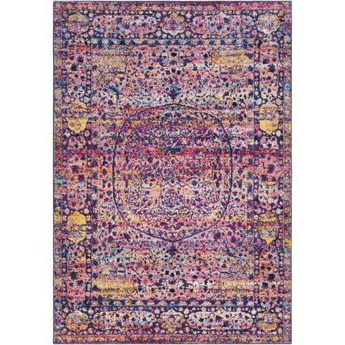 Surya Alchemy Pink Rectangle: 2 Ft. x 3 Ft. Rug