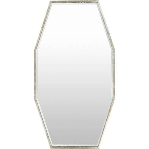 Adams Silver Wall Mirror