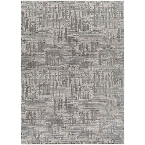 Amadeo Gray Rectangular: 5 Ft. 3-Inch x 7 Ft. 3-Inch Rug
