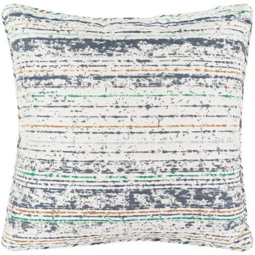 Arie Gray and Moss 20-Inch Pillow