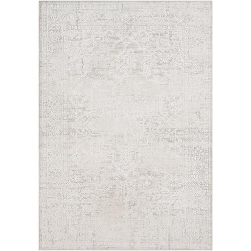 Aisha Light Grey Rectangular: 9 Ft. 3 In. x 12 Ft. 3 In. Rug