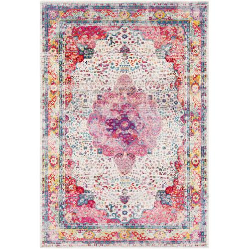 Surya Aura silk Pink Rectangle: 2 Ft. x 3 Ft. Rug
