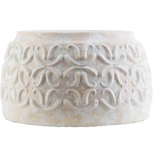 Avonlea Ivory Medium Pot