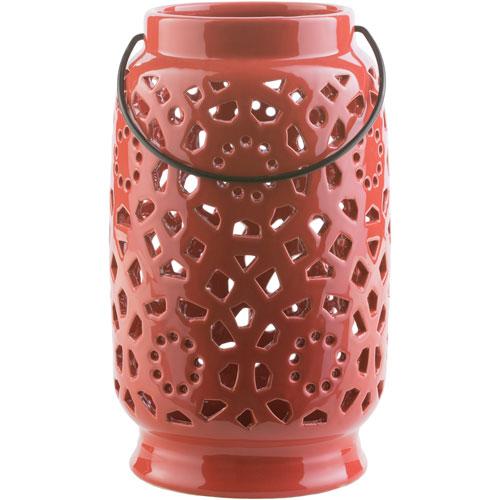 Avery Large Red Lantern